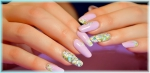 Гель краски в ногтевом дизайне