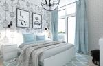 Обустраиваем идеальную спальню.