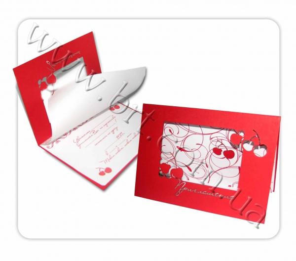 Как сделать пригласительные открытки на новый год