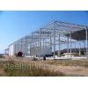 Построить складские помещения из металлоконструкций.