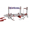 Рихтовочное оборудование,  Стапель,  Стапель для кузовного ремонта,  Автомобильный стапель,  Оборудование для рихтовки автомобил