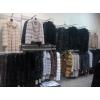 Розпродаж торгового обладнання б/у (торгові меблі – стелажі та стійки)  для одягу взуття та сумок